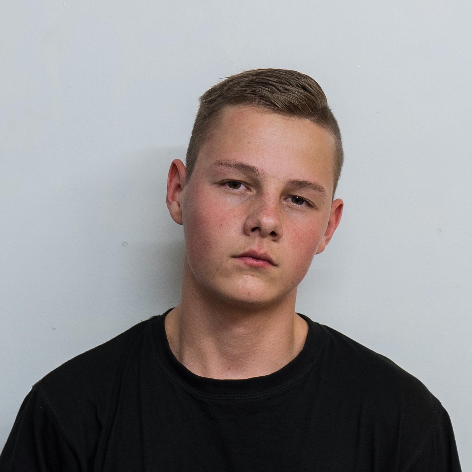 atleet Lars Verschueren van Aquila Movement